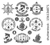 adventure,anchor,antique,badge,banner,bell,boat,border,business,classic,collection,compass,cruise,design,emblem