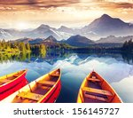 fantastic sunny day is in... | Shutterstock . vector #156145727