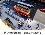 hollywood  california   october ... | Shutterstock . vector #1561493041
