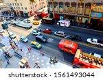 hollywood  california   october ... | Shutterstock . vector #1561493044