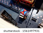 hollywood  california   october ... | Shutterstock . vector #1561497931