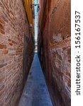 The Narrow Road In Venice ...