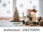Vintage Christmas Background....