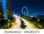 singapore cityscape | Shutterstock . vector #156182171