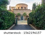 Santa Costanza Is A 4th Century ...