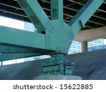 Old 35w Bridge Beams  Gusset...