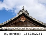 Japanese Traditional Roof Tile...