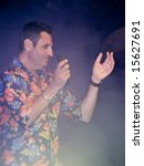 Small photo of MALTA - 30 JUL - Well known 80s DJ and Radio Presenter Alex Grech from Reflex Promotions