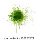Big Bright Green Splash On...