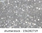 defocused abstract silver... | Shutterstock . vector #156282719