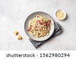 Spaghetti Carbonara  Pasta With ...