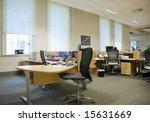office work place   Shutterstock . vector #15631669