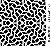design seamless monochrome... | Shutterstock .eps vector #1563224404