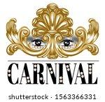 carnival.  vector hand drawn...   Shutterstock .eps vector #1563366331