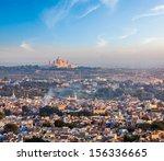 Aerial View Of Jodhpur   The...