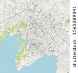 vector map of the city of wuxi  ... | Shutterstock .eps vector #1563389341