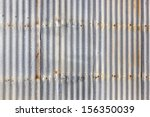 Rusted  Galvanized  Corrugated...