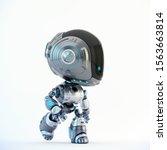 Stylish Robotic Character  ...