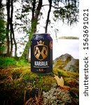 Karjala Beer Can. Photo Taken...