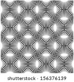 stripe circle pattern for... | Shutterstock .eps vector #156376139