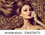 ������, ������: Hair Beautiful brown hair