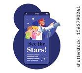 lets see stars sartphone app...