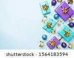 flat lay background for... | Shutterstock . vector #1564183594