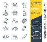 lineo editable stroke  ...   Shutterstock .eps vector #1564238374