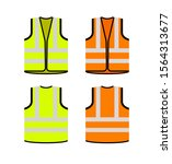 safety jacket security icon....   Shutterstock .eps vector #1564313677