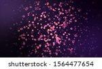 Abstract Bacteria Virus...