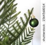 Christmas Balls  Warm Colored...