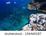 view of pantelleria coast... | Shutterstock . vector #156460187
