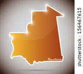 vintage sticker in form of...   Shutterstock .eps vector #156467615