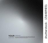 abstract vector background... | Shutterstock .eps vector #156489851