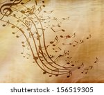 grunge paper texture with some... | Shutterstock . vector #156519305