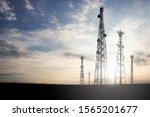 Telecommunications Tower...