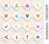 16 basic sign icon set 05 ...
