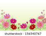 cosmos background horizontal | Shutterstock .eps vector #156540767