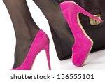 model released. attractive... | Shutterstock . vector #156555101