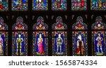 josselin  france  september 25  ... | Shutterstock . vector #1565874334