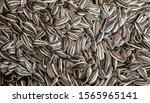 Dried Black Sunflower Seed...