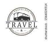 Travel Agency Badge Logo Design ...