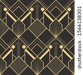 vector modern geometric tiles...   Shutterstock .eps vector #1566138301