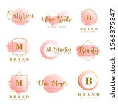 feminine logo collections...