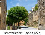 castle montfort in france | Shutterstock . vector #156654275