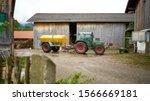 Typical Farm Yard Enclosure...