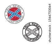two round biker's stamps true...