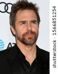 Small photo of LOS ANGELES - NOV 20: Sam Rockwell at the AFI Gala - Richard Jewell Premiere at TCL Chinese Theater IMAX on November 20, 2019 in Los Angeles, CA