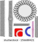 springs | Shutterstock .eps vector #156688421