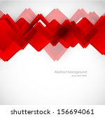 background with red squares | Shutterstock .eps vector #156694061